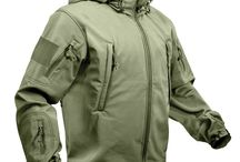Winter Jackets / WARM - Military Jackets and Jacket Liners to keep the cold Winter out and the warmth in.  See them all at http://www.priorservice.com/miandcaja.html / by PriorService.com