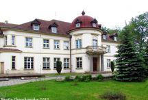 Trzciniec - Pałac