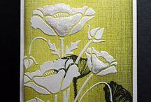 Lovely card craft stuff / by Louise Pollard