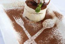 Desserts gastronomique