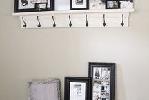 Gallery walls / by Heather {sweet number 9}