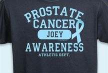 Prostate Cancer - September / Prostate Cancer Awareness Shirts & Gear / by MyWalkGear