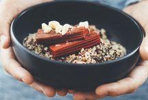 Breakfast ideas / Breakfast ideas with macadamias