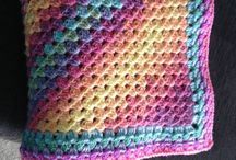 Completed crochet projects / Finished crochet projects