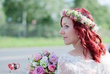 Rustic Boho Vintage Wedding / rustic bride, rustic groom, rustic wedding, boho, vintage, polish wedding, crownflower, heathers flowers, sunrise, sunsetm autumn, indian summer