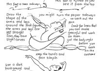 Art how to draw / by Jennifer Orcutt