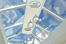 Livinlight / With LivinLIGHT from Ultraframe there is no restriction to the style of light that can be fitted in your conservatory, Loggia or glass extension. LivinLIGHT boasts a patented configurable, insulated electrical housing system for easy installation and an enhanced lighting style. It will also improve heat retention in the Winter!