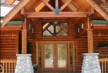 Cedar or Log Homes
