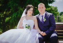 Свадьба Ольги и Николая