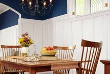 Living/Dining Rooms / by Stacy Hendrick-Holmes