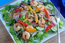 Salad Recipes / Recipes for all things SALAD ! Many of these salads can be served for lunch or even a light dinner