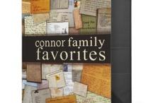 Family recipe books