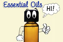 essential oils / by Becky Parks