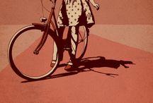 Ilustrações / Bike