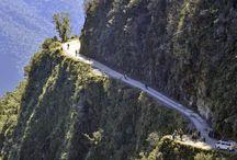 Drumuri meridiene / Selectii imagini cu drumuri spectaculoase de pe glob.