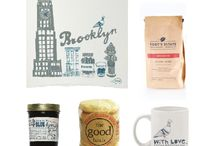 Brooklyn Artisan Gift Sets / We curate the best of local Brooklyn artisan food & gifts. Small batch sweets & treats sure to delight anyone on your list.