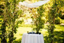 A july wedding