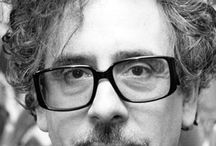 mijn helden Tim Burton / school werk