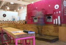 Frozen Yogurt/ Ice cream Shop