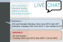 Migraine Buddy Live Chat