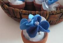 Desideria Handmade / creatività...decorazioni e tanta fantasia...idee in feltro e non solo!!