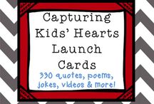 capturing kids hearts