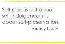 Self Care & Self Love