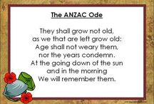 Anzac Lessons