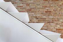 schody i inne półki / wzornictwo,architektura