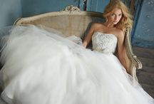 Alvina Valenta / Alvina Valenta gowns are known for their timeless elegance, sophistication and most especially their attention to detail.