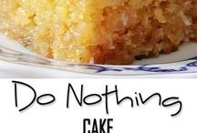 No butter pineapple cake