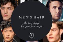 mens hair & grooming