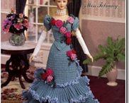 barbie crochet / by maria gomez