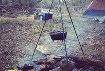 camping / by Lori Brandon