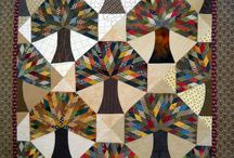 Quilt-y things! / When I can't do pottery. / by Rose Shurig