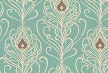 Indian style wallpaper