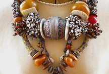 Ethnic Jewelry and Antique Beads / by Shirley Nelson Marandi