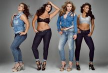 Plus size styling / Plus size jeans