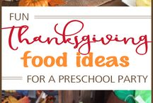 Thanksgiving @school