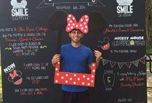 Mickey/Minnie Party
