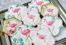 flamingo tropical