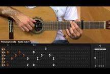 kytara hra a písničky