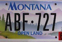 Montana..big sky cntry ;) / by Tina Craig Kronk