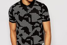 t-shirt collar