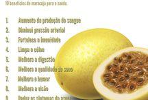 frutas para a saúde