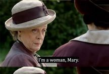 Downton Abbey / The most wonderful TV series!