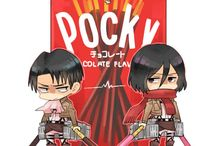 Pocky / Addictive chocolate nomnoms