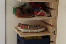 palets para zapatos