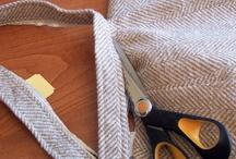 Repurposing wool