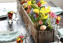 Velikonoční ozdoby, dekorace